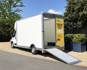 Removals Company in Oxford, UK